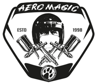 Aero Magic – Eric Milano Logo